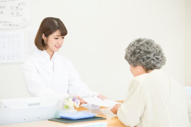 薬剤師 転職 女性と老人