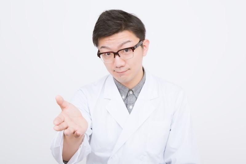 営業する薬剤師