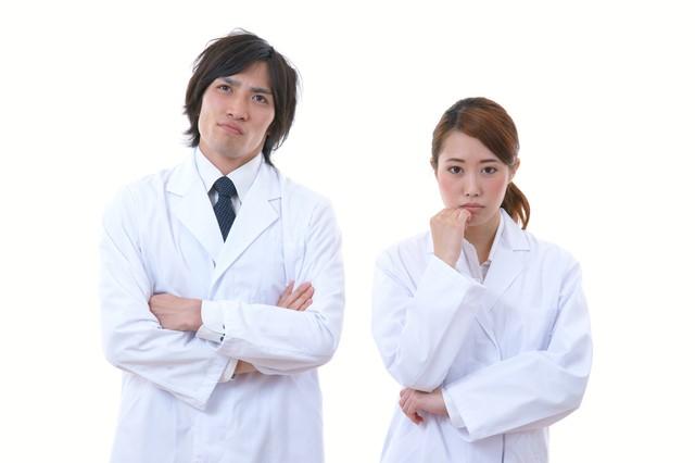 転職を考える薬剤師