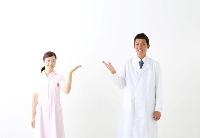 薬キャリエージェント_男女二人