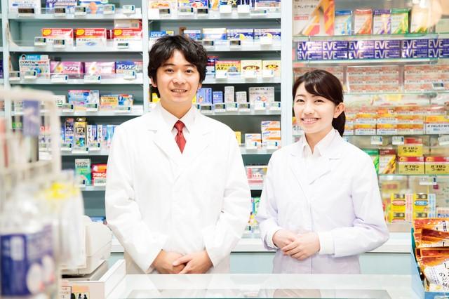 調剤薬局薬剤師