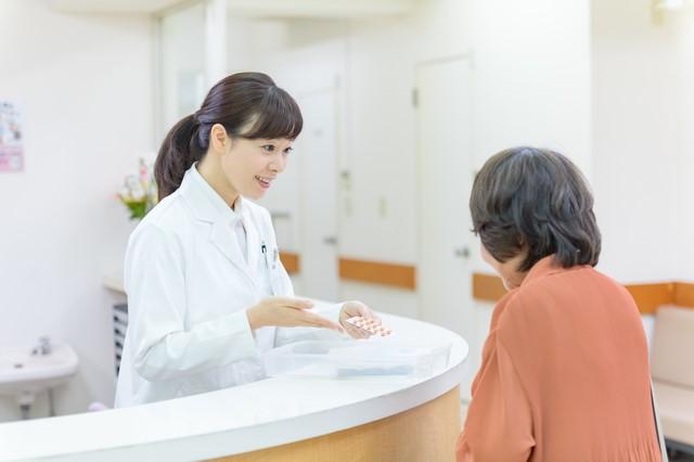 正社員の女性薬剤師